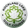 Executive at Rockland Lake Golf Course Logo