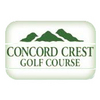 Concord Crest Golf Course Logo