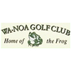 Wa-Noa Golf Club Logo
