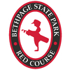 Red at Bethpage State Park Golf Course Logo