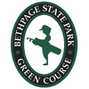 Green at Bethpage State Park Golf Course Logo