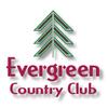 East/North at Evergreen Golf Club Logo