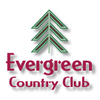 South/North at Evergreen Golf Club Logo