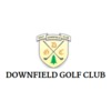 Downfield Golf Club Logo