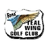 Ross' Teal Wing Golf Club Logo