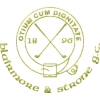 Blairmore &amp; Strone Golf Club Logo