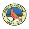 Port Bannatyne Golf Club Logo