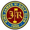 King James VI Golf Club Logo