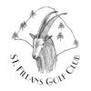 St Fillans Golf Club Logo