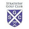 Strathtay Golf Club Logo