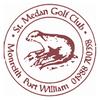St. Medan Golf Club Logo