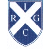 Irvine Ravenspark Golf Course Logo