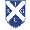 Irvine Ravenspark Golf Course Logo