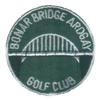 Bonar Bridge - Ardgay Golf Club Logo