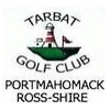 Tarbat Golf Club Logo