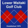 Lower Waitaki Golf Club Logo