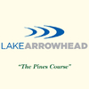 The Pines at Lake Arrowhead Golf Club Logo