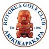 Rotorua Golf Club Logo