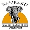 Kambaku Komatipoort Golf Club Logo
