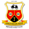 Goldfields West Golf Club Logo