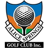 Alice Springs Golf Club Logo