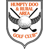 Humpty Doo &amp; Rural Area Golf Club Logo