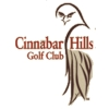 Lake/Canyon at Cinnabar Hills Golf Club Logo