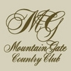 North/South at Mountain Gate Country Club Logo