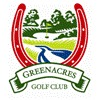Greenacres Golf Centre - Championship Logo