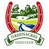 Greenacres Golf Centre - Championship Logo