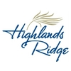 South Course at Highlands Ridge Logo