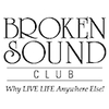 Broken Sound Club - Club Course Logo