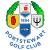 Portstewart Golf Club - The Riverside Logo