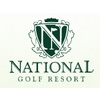 National Golf Resort Logo