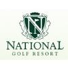 National Golf Resort Logo