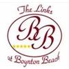 The Links At Boynton Beach - The Family Course Logo