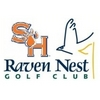 Raven Nest Golf Club Logo