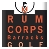 Rum Corps Barracks Golf Course Logo