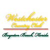 Gold/Red at Westchester Golf & Country Club Logo