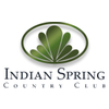 Indian Spring Country Club - East Course Logo