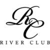 The River Club Golf Course Logo