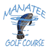 Manatee County Golf Course Logo