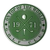 Eighteen Hole at On Top of The World Golf Club Logo