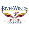 Ron Jaworski's RiverWinds Golf & Tennis Club Logo
