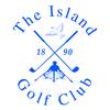 The Island Golf Club Logo