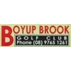 Boyup Brook Golf Club Logo