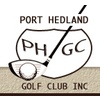 Port Hedland Golf Club Logo