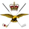 Tentera Udara Golf Club Logo