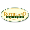 Red/Gold at Rothland Golf Course Logo