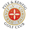Pyle and Kenfig Golf Club Logo